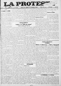 Américalee - La protesta 2648