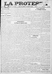 Américalee - La protesta 2649