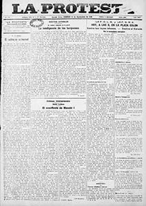Américalee - La protesta 2650