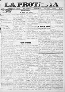 Américalee - La protesta 2657