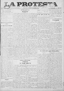 Américalee - La protesta 2666