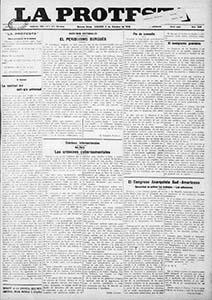Américalee - La protesta 2667