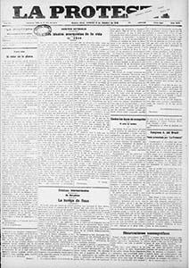 Américalee - La protesta 2673