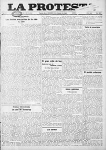 Américalee - La protesta 2674