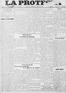 Américalee - La protesta 2675