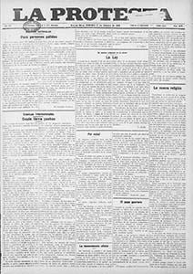 Américalee - La protesta 2680