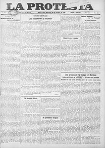 Américalee - La protesta 2682