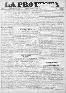 Américalee - La protesta 2684
