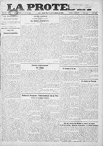 Américalee - La protesta 2687