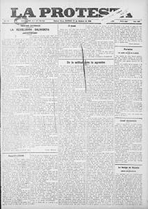 Américalee - La protesta 2692