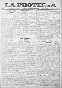 Américalee - La protesta 2695