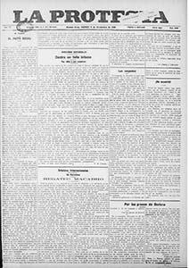 Américalee - La protesta 2696