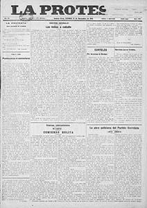 Américalee - La protesta 2700