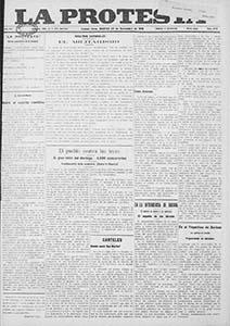 Américalee - La protesta 2731