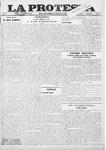 Américalee - La protesta 2720