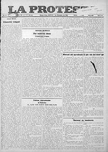 Américalee - La protesta 2721