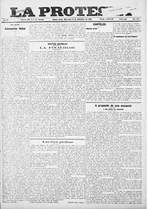 Américalee - La protesta 2722