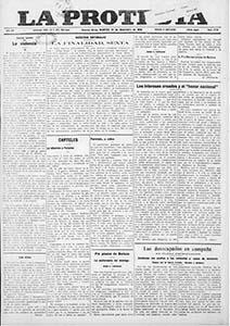 Américalee - La protesta 2727