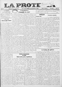 Américalee - La protesta 2732