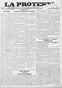 Américalee - La protesta 2734