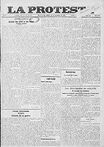 Américalee - La protesta 2735