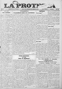 Américalee - La protesta 2738