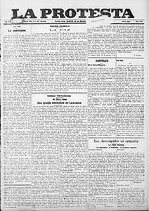 Américalee - La protesta 2739