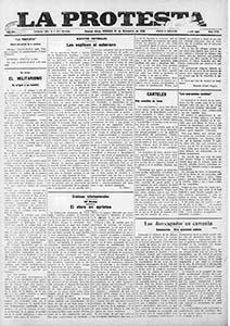 Américalee - La protesta 2742