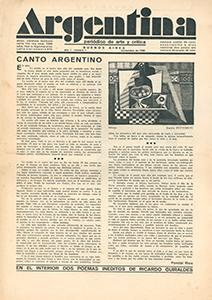 América Lee - Argentina 1