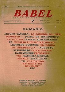 AméricaLee - Babel 7
