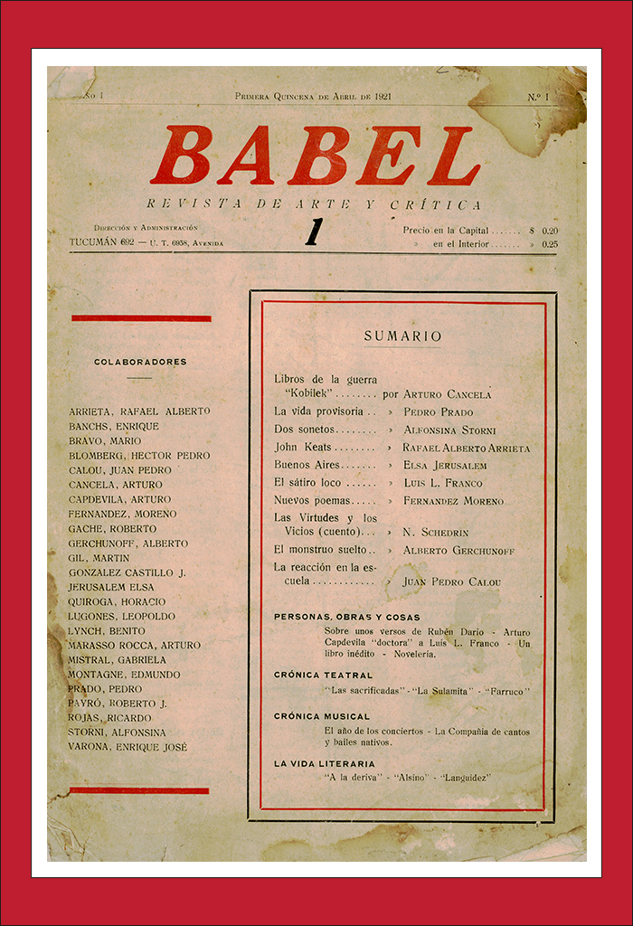 AméricaLee - Babel