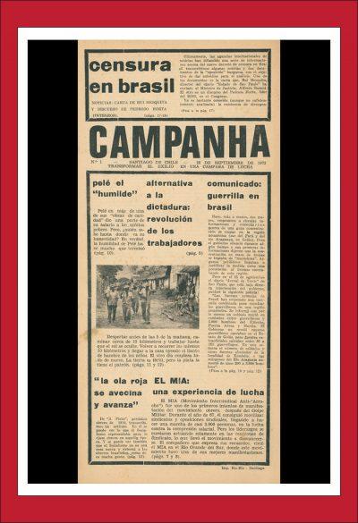 Américalee-CAMPANHA