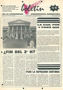 AméricaLee - Boletín de la CHA 1