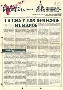 AméricaLee - Boletín de la CHA 2