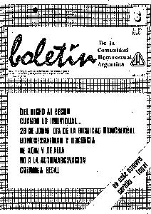 AméricaLee - Boletín de la CHA 6