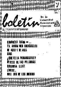 AméricaLee - Boletín de la CHA 7