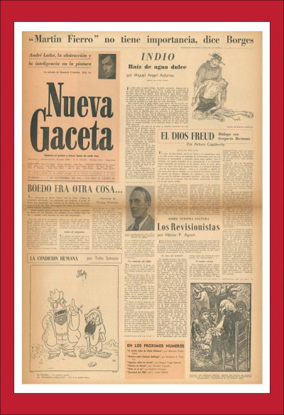 Américalee - Hemeroteca digital - NUEVA GACETA