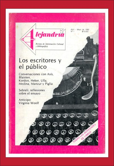 AméricaLee - Hemeroteca digital - ALEJANDRIA