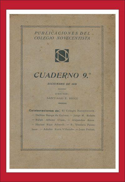 AméricaLee - Hemeroteca digital - CUADERNOS NOVECENTISTAS