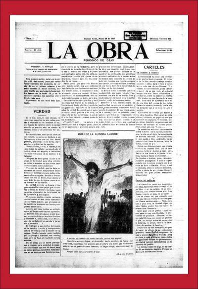 AméricaLee - Hemeroteca digital - LA OBRA