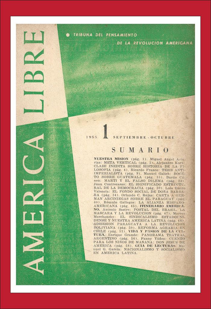 AméricaLee - América Libre (1955)