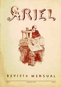 AméricaLee - Ariel. Revista mensual