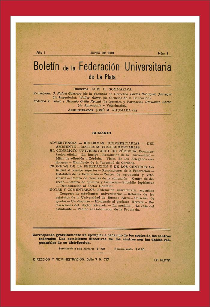 AméricaLee - Boletín de la FULP