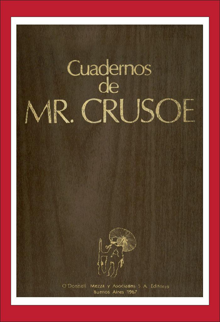 AméricaLee - Cuadernos Mr Crusoe