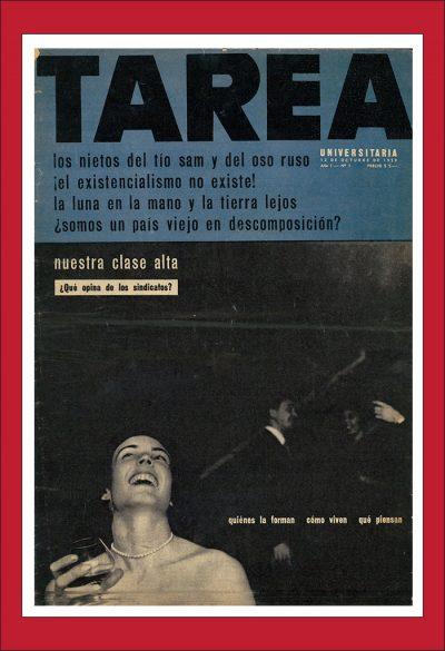 AméricaLee - Hemeroteca digital - Tarea Universitaria