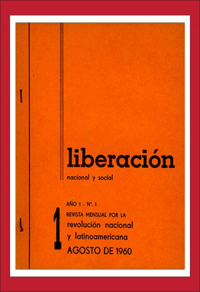 AméricaLee - Hemeroteca digital - liberacion nacional y social