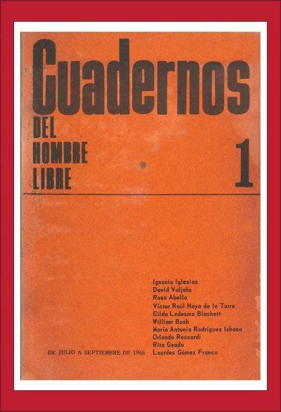 AméricaLee - Hemeroteca Digital - CUADERNOS DEL HOMBRE LIBRE