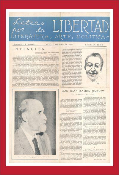 AméricaLee - Hemeroteca Digital - LETRAS POR LA LIBERTAD