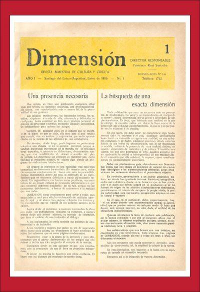 AméricaLee - Hemeroteca digital - Dimensión