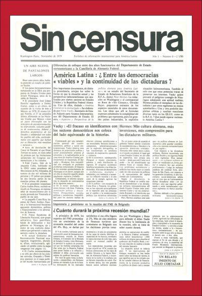 AméricaLee - Hemeroteca digital - Sin Censura